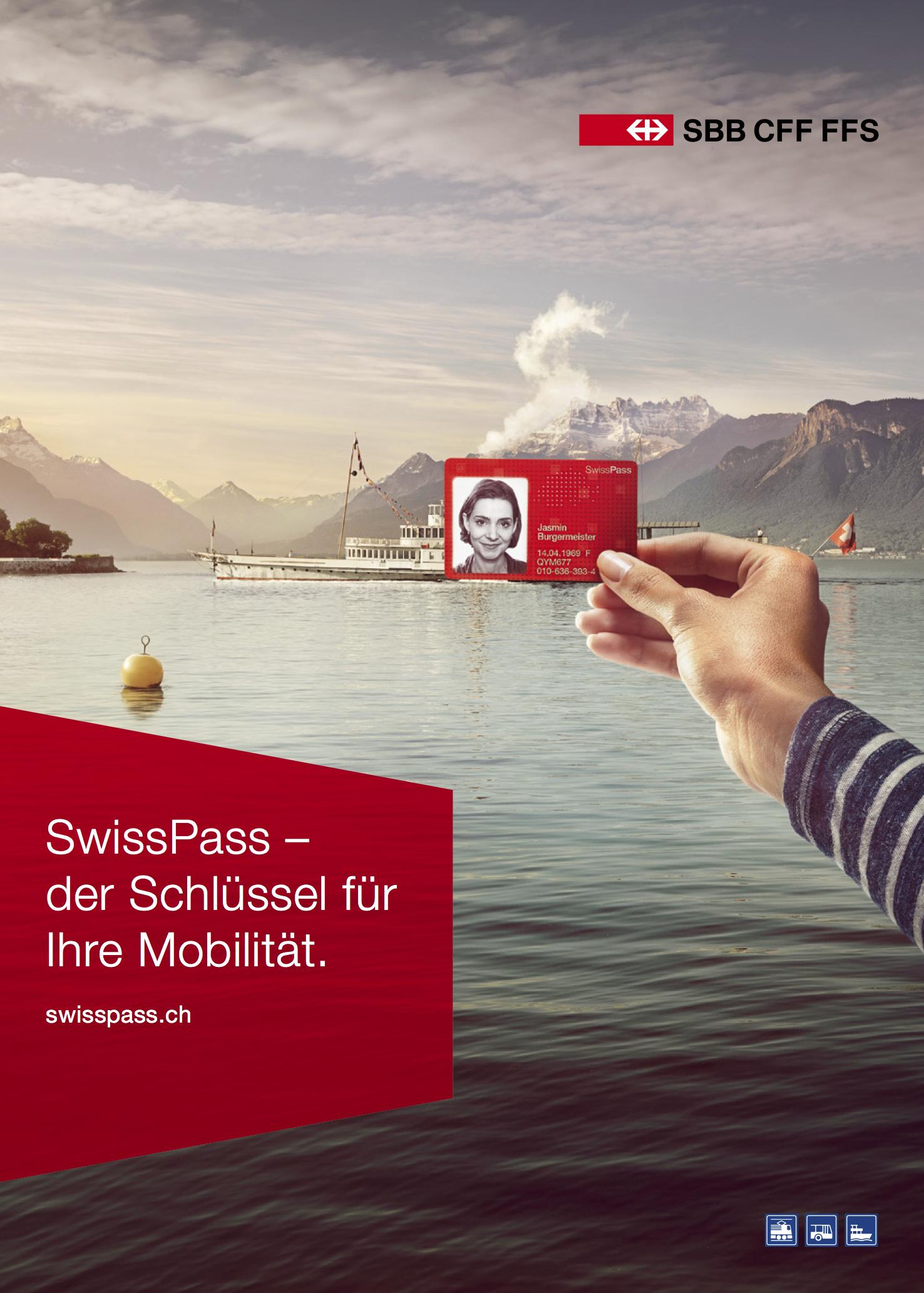 SBB – SwissPass