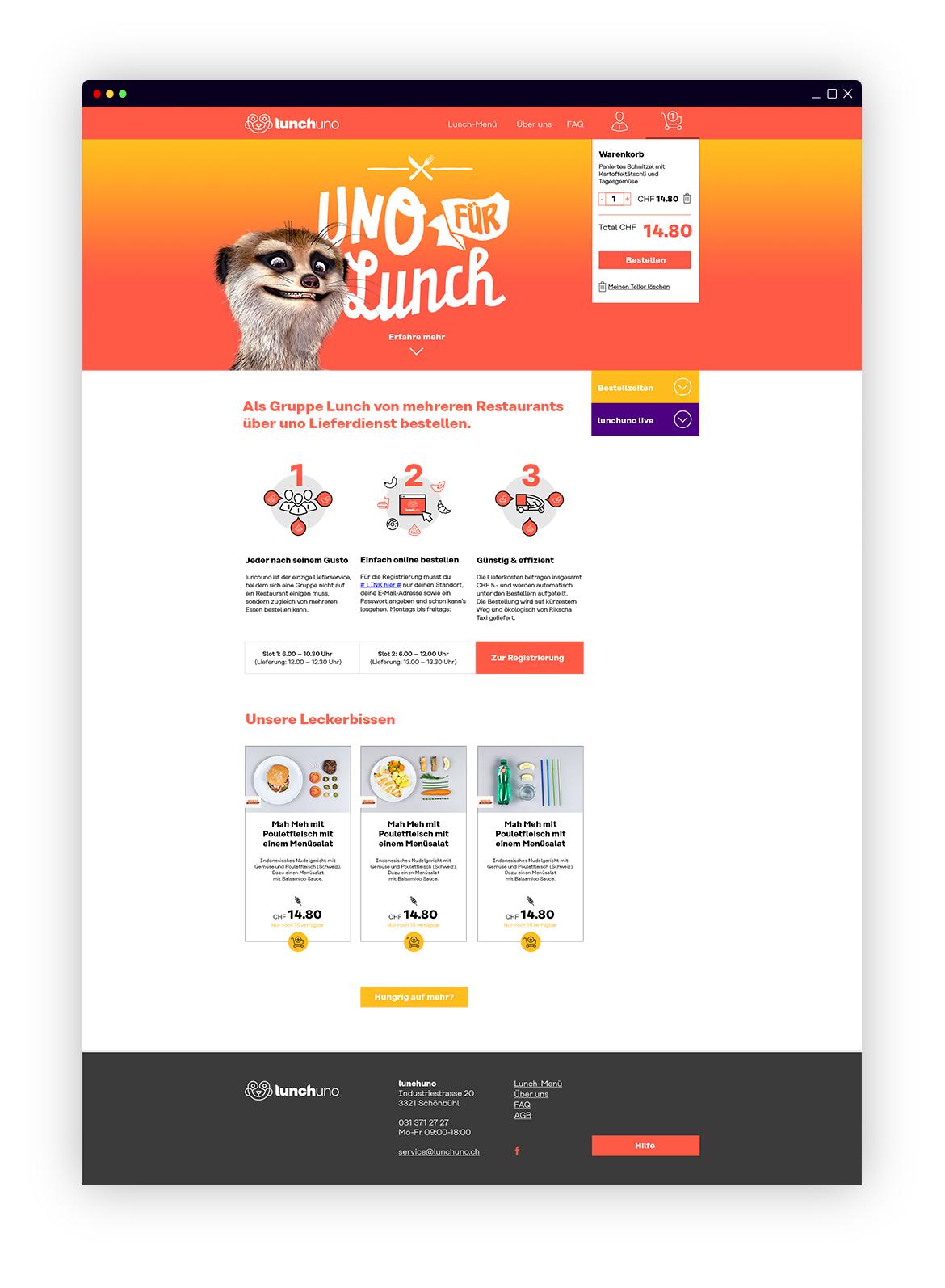 lunchuno_homepage_mockup